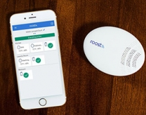 CES 2017: Roost Smart Sensor Detects Water, Humidity & Temperature