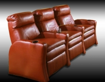 CEDIA Tease: RowOne Bows Dealer Program, Launches 100% Leather Seating Offering