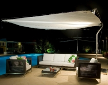 Robotic Patio Umbrellas a New Product Category for Pro Channel