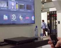 Savant Shows Home Automation OSD through Apple TV