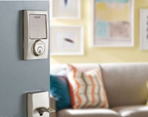 Homeowners' Top Smart-Home Security Concern: Did I Lock the Door?