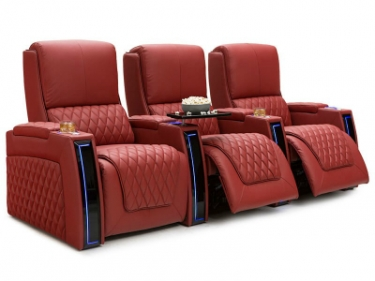 seatcraft apex home theater seats only needs 6 inches of wall
