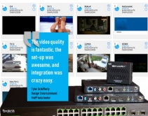 New SnapAV MoIP is 'Perfect Video over IP System' - Beta Tester
