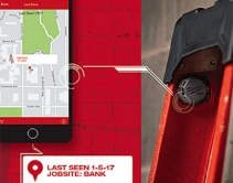 Milwaukee Tools' Tick Tracker Finds Missing Tools and Equipment