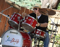 No CMO Can Beat D-Tools' Tim Bigoness on Drums