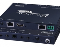 Vanco Evolution 4K HDBaseT 2.0 Extender Transmits Ultra HD Over 300 Feet