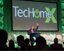 Lutron Targets Production Homebuilders at TecHomeX Conference