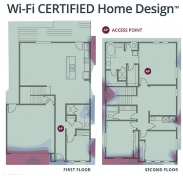 Good At the end of the day Zerbe says ucA Wi Fi Certified network is a boon for today us homeowners but an over reliance on wireless technology is a big