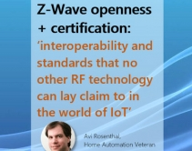 Opinion: Z-Wave's Open API is 'Truly an Incredible Step'