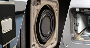 Control4's New Triad Designer In-Walls: Full-Range, Totally Serviceable Speaker with 4-inch Grille