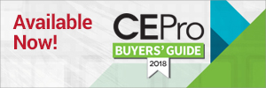 CE Pro Buyers' Guide