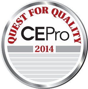 2014 CE Pro Quest for Quality Winners