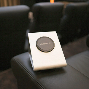 Cineak Home Theater Furniture Features Heated/Cooled Seats, LaunchPort Integration