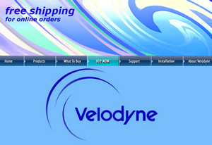 Velodyne Terminates Reps to Sell Direct to Consumers