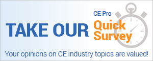Take Our CE Pro Quick Survey