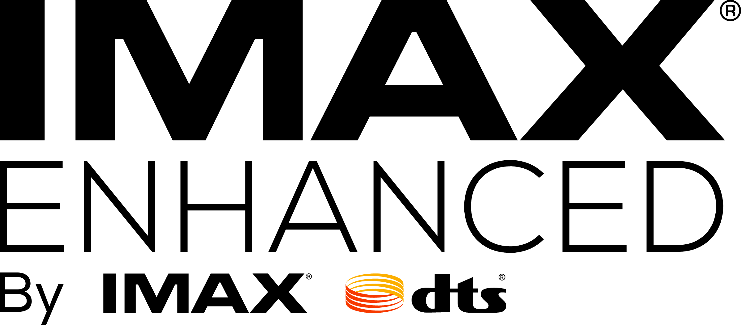 IMAX Enhanced by IMAX DTS