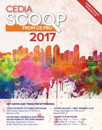 2017 CEDIA Scoop
