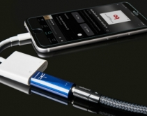 $299 AudioQuest Dragonfly Cobalt Enhances the Sound of Smart Devices and Other Gear