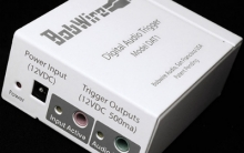 Bobwire DAT1 Audio Trigger Adds 12-Volt Trigger to Any A/V Device