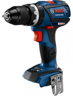 Bosch Drill/Drivers Supported With Companion App