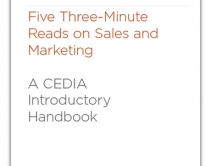 Five Three-Minute Reads on Sales and Marketing