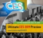 Ultimate CES 2019 Preview - Live Webinar Dec. 19