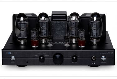 New $5,995 Cary Audio SLI-100 Integrated Amp Delivers 100 Watts Per Channel