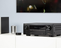 $999 Denon Receiver Boasts Dolby Atmos, Alexa, and Apple AirPlay 2