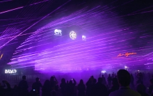 Spectacular $3.5M Laser Show Breaks Guinness World Record in Vegas