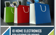10 Home Electronics Solutions to Bring Joy to the Holidays