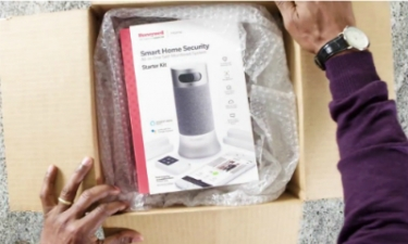 Honeywell DIY, Alexa Enabled Smart Home Security System Now Available