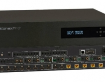 KanexPro Matrix Switcher Transmits 4K at 60Hz, Supports Dolby Vision