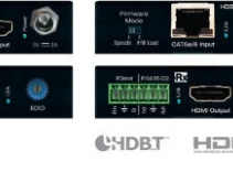 Key Digital KD-X222PO Uses HDBaseT to Extend HDMI Signals