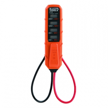 Klein Tools AC/DC Voltage Testers Validate Residential Wiring