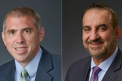 Mehrganpour and Blair Named Lutron Co-Presidents