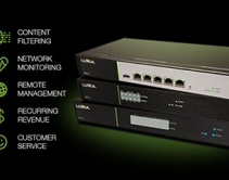 Luxul's Epic Series Routers Empower Professional Integrators