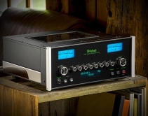 McIntosh C53 Preamplifier Incorporates Company's DA2 Digital Audio Module