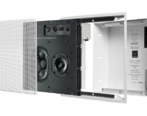 Meridian In-Wall Speakers Tout Rich Bass Without a Subwoofer