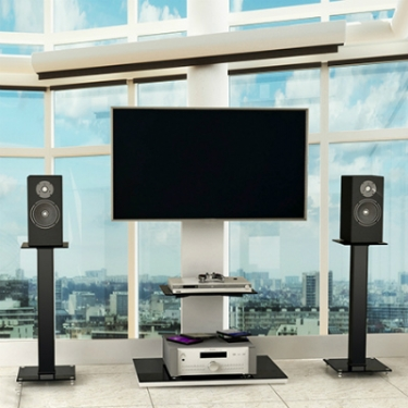 Metra Home Theater Group Introduces Helios Speaker Stands and Mounts
