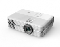 Affordable Optoma UHD50 4K Projector Produces up to 2,400 Lumens