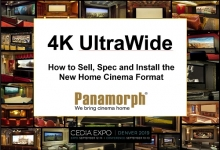 CEDIA Expo Preview: Panamorph Explains How to Beat Amazon in Home Theater Game