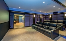 Ultimate Makeover: Michigan Integrator Helps Home Gym Transform Into a Home Theater