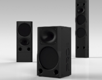 Small Pro Audio Technology Speakers Use Proprietary DSP to Deliver Big Sound