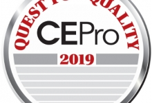 CE Pro's 2019 Quest for Quality Awards: Best Service Providers in Home-Tech Channel