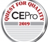 CE Pro Presents 2019 Quest for Quality Awards: Checking All The Right Boxes