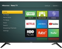 Affordable Hisense Smart TV Series Includes Roku TV for Less Than $300