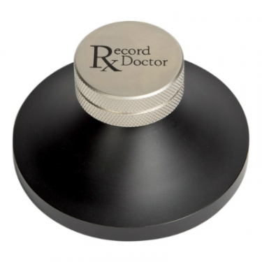 RecordDoctor Clamp Is Simple, Effective Turntable Accessory