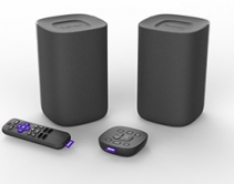 Roku Moves into Wireless Audio with Roku TV Wireless Speakers