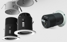 Savant Micro Aperture Powered Architectural Speakers Driven by PoE