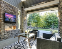 Séura Introduces Shade Series Outdoor TVs at CEDIA Expo 2018